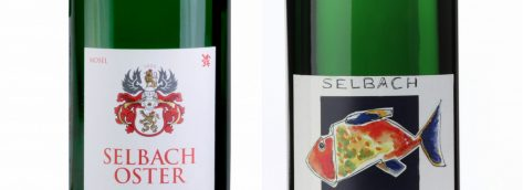 Selbach Blue Fish & Zeltinger Himmelreich Riesling, Germany